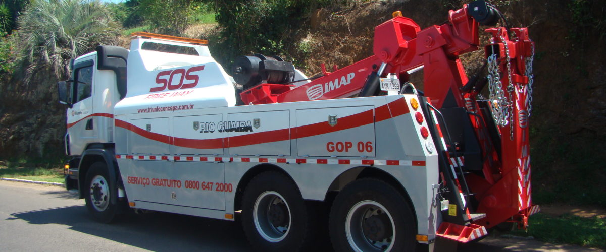 GS 60 – GUINCHO AUTOSSOCORRO